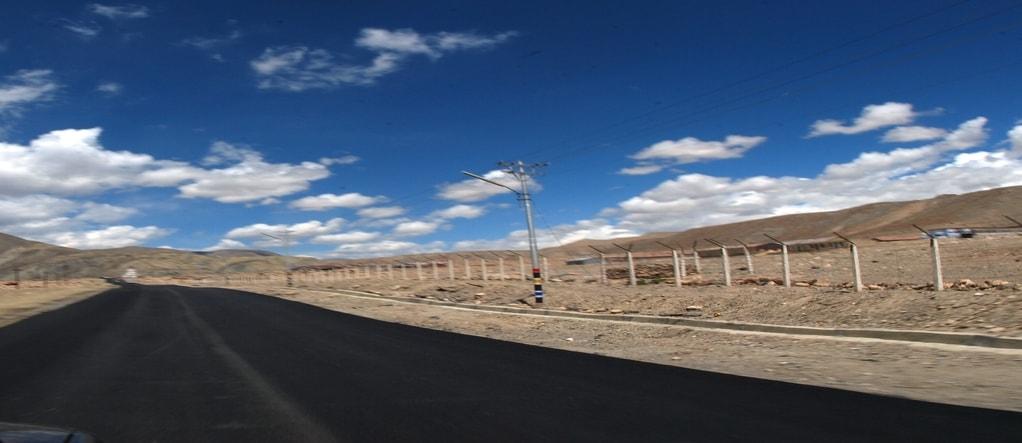 Leh and Ladakh Road