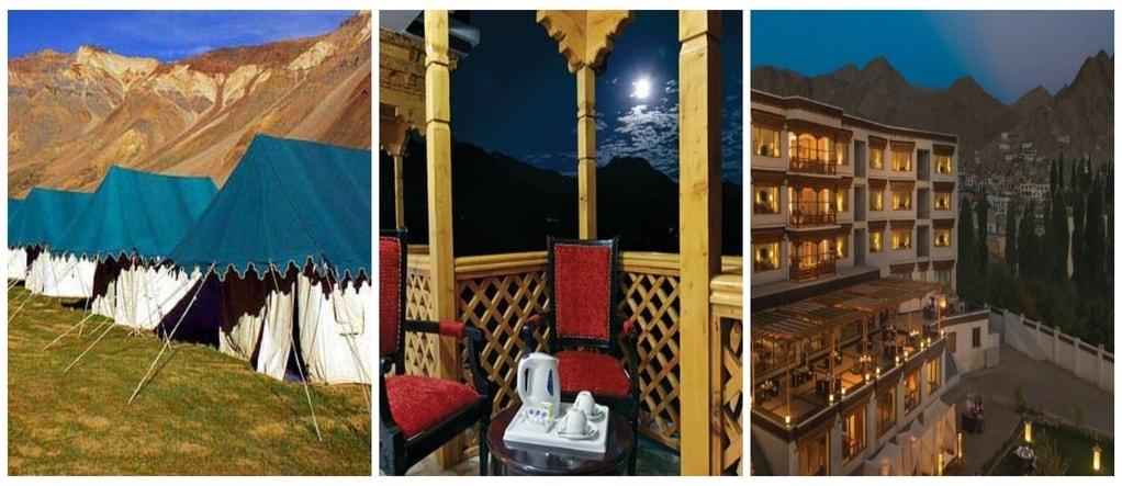 Ladakh Stay