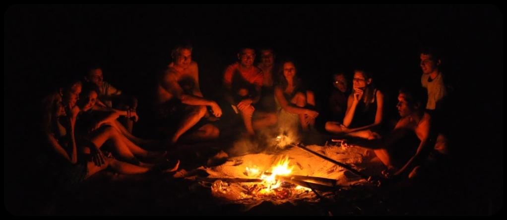 Bonfire Mussoorie