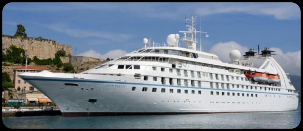Santa Monika Cruise Goa