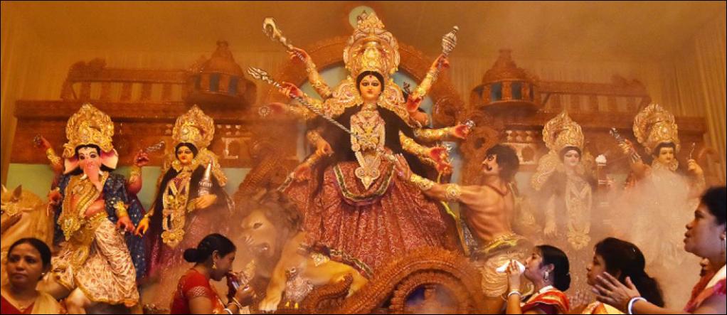 Goddess Durga Idols