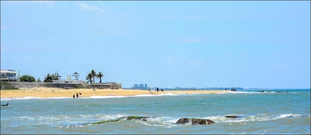 Sadras Beach Tamil Nadu
