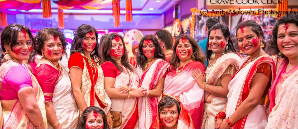 Durga Puja Women Wear
