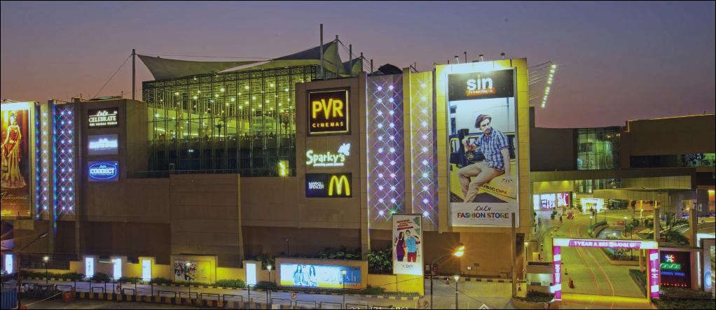Lulu International Mall
