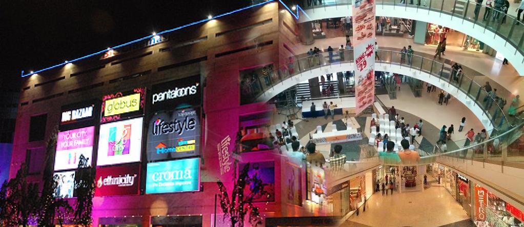 Mantri Square Mall, Bengaluru