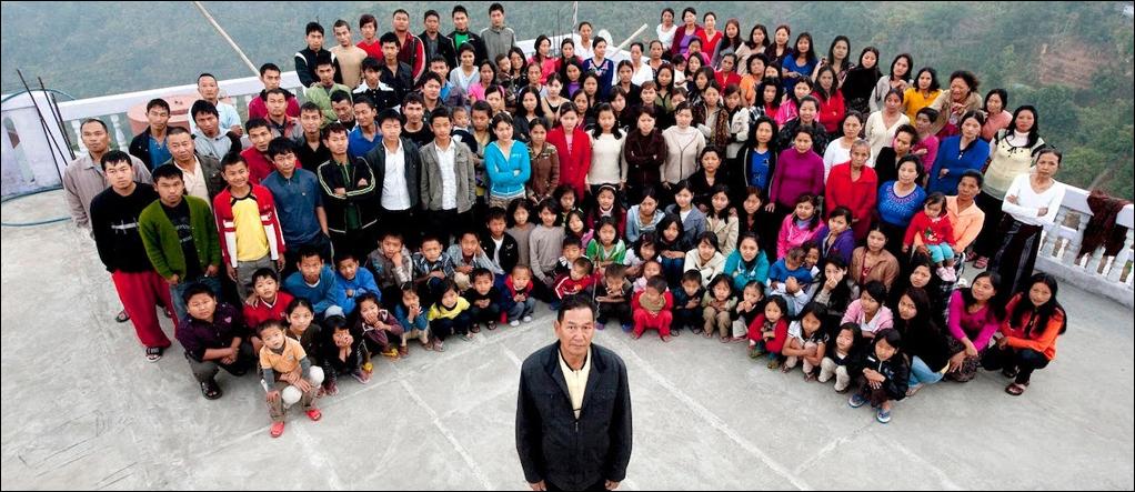 world's biggest family